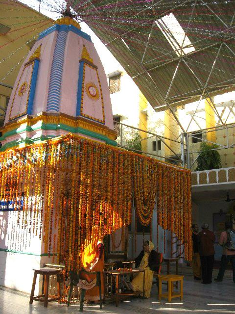 храм в ришекеше
