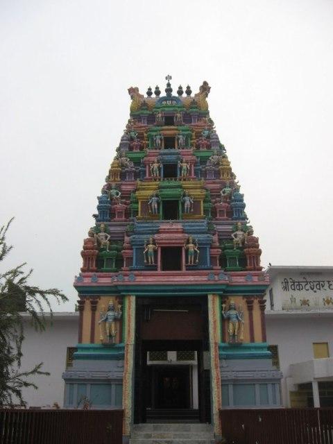 храм Индия север