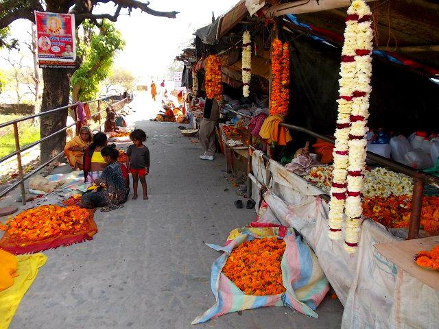 цветочный рынок с индии 2