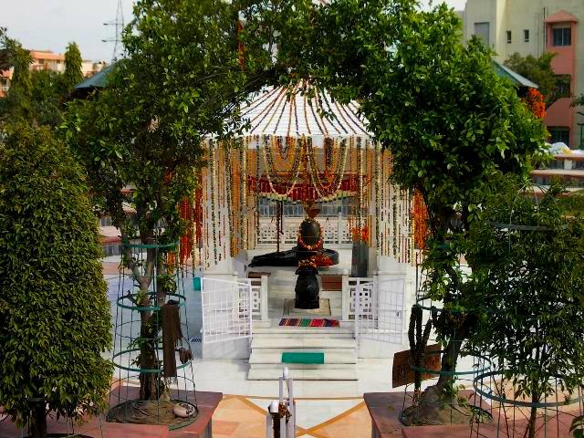 шантикундж храм-Шивы