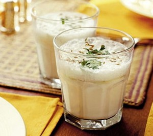 молочная индийская сладость