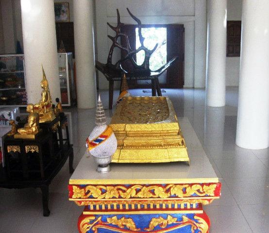 Самуи отпечаток стопы Будды