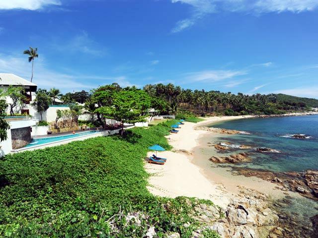 Пляж Чоенг Мон