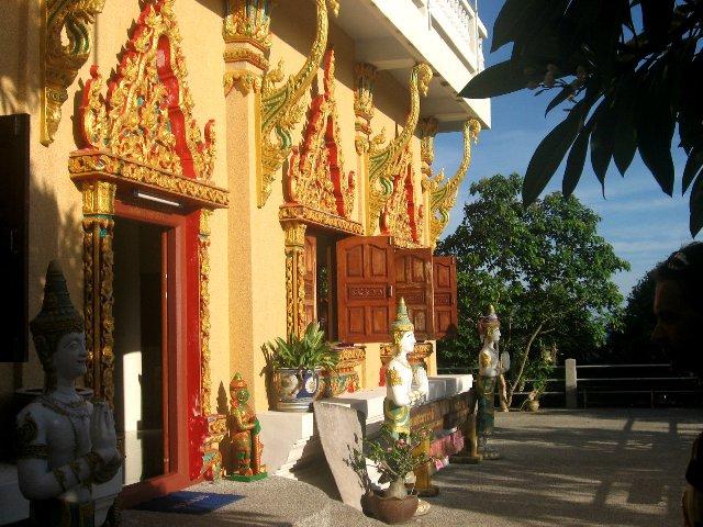 Храм Кхао Хуа Джак