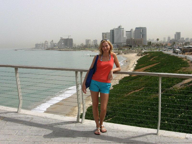 тель авив израэль пляж