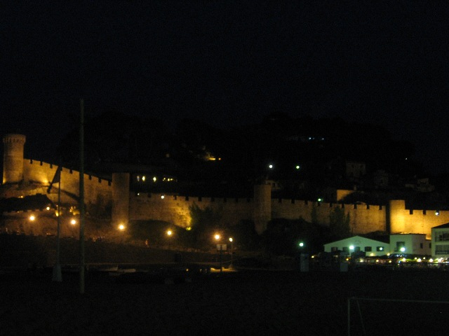 Тосса-де-Мар фото