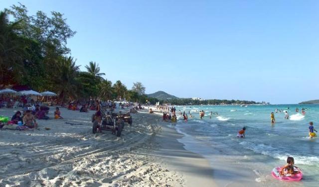 пляж Чавенг Самуи