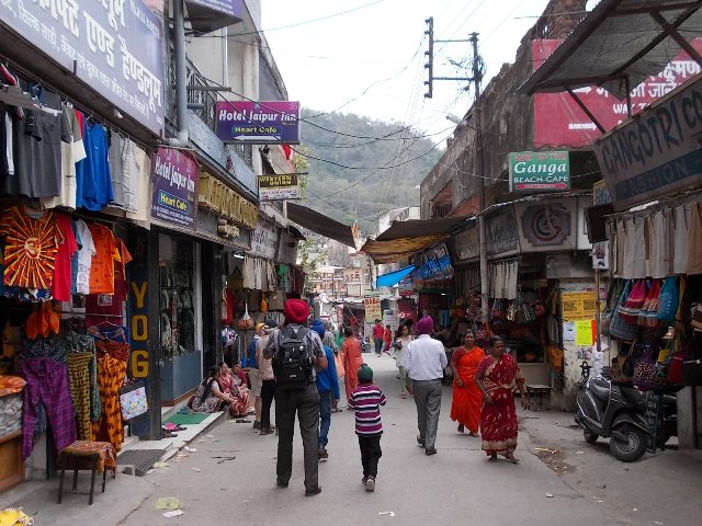 Ришикеш Индия