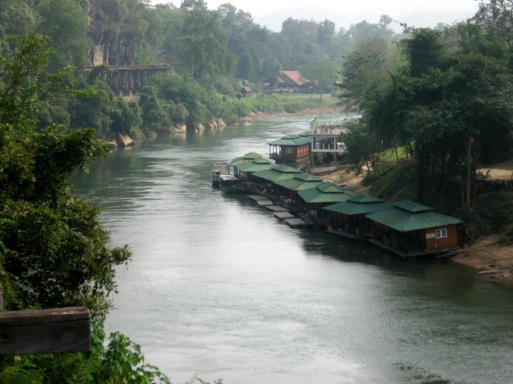 экскурсии река квай таиланд
