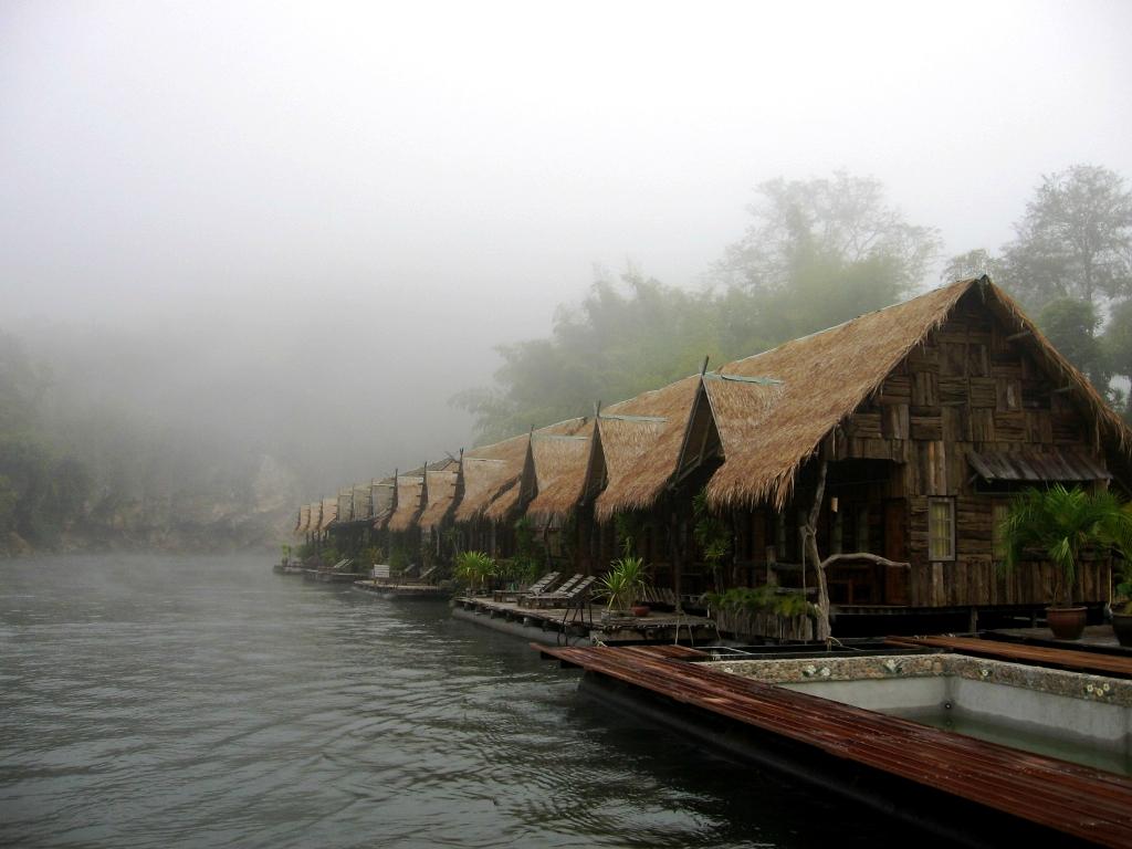 фото река квай таиланд