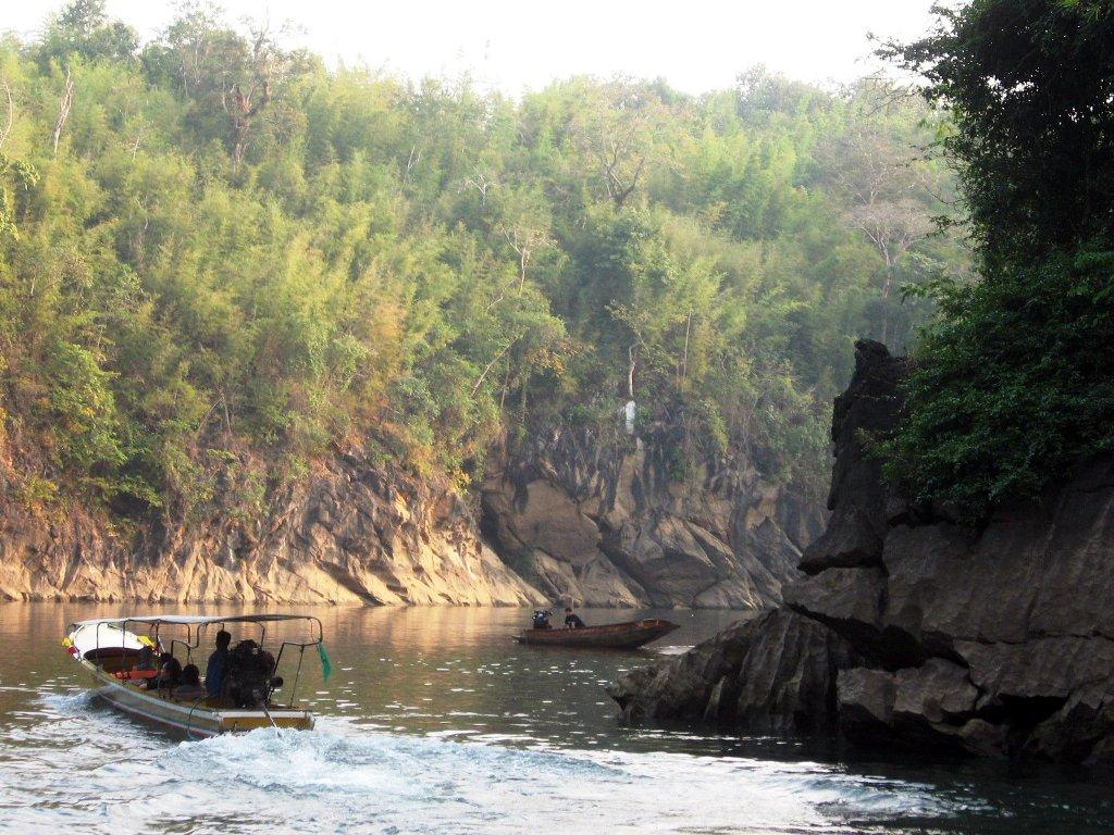 фото река квай