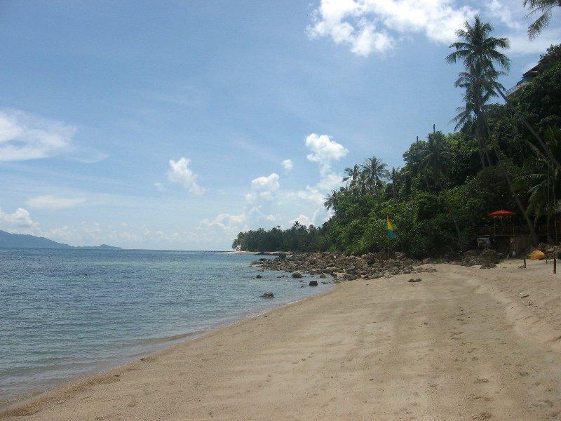 лучший пляж самуи Банг По