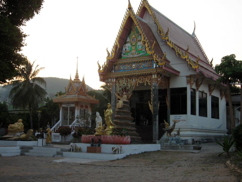 буддистский храм паттайя