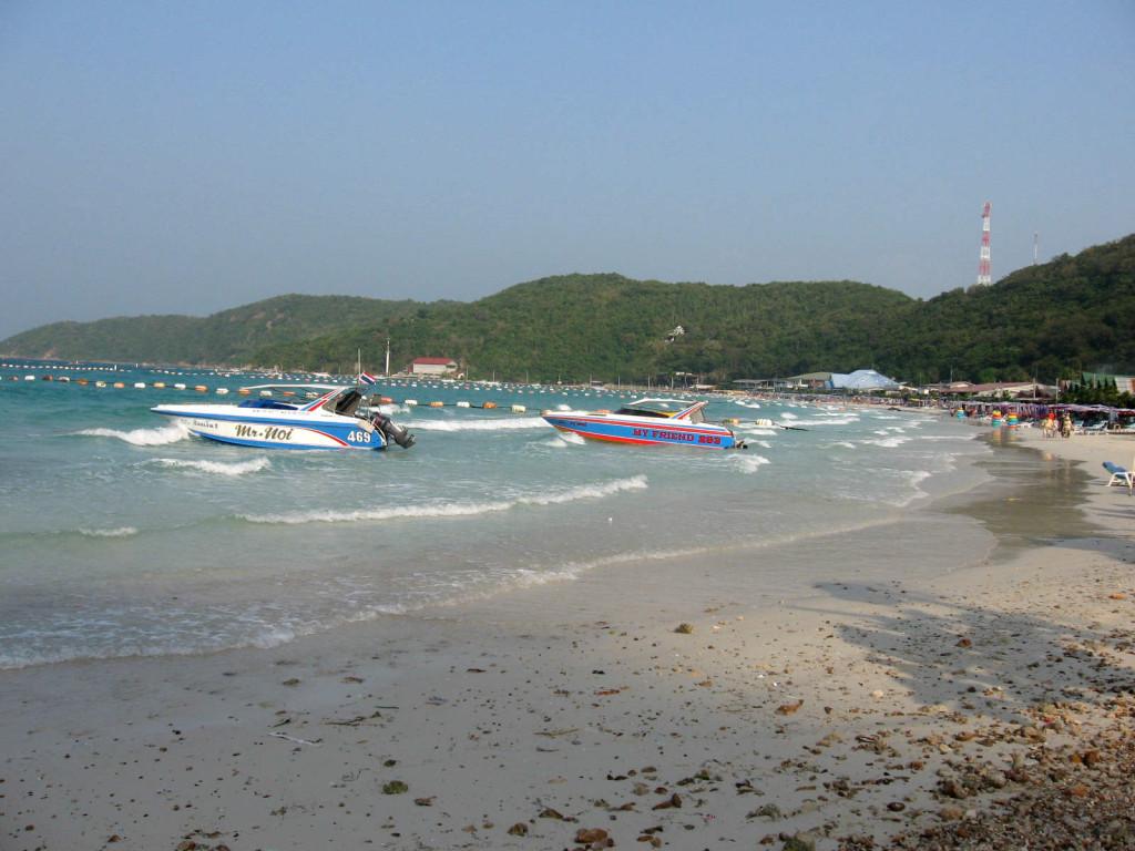 лучшие пляжи ко лана таиланд