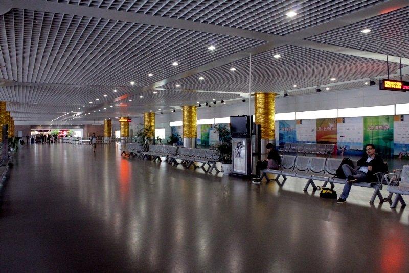 шанхай аэропорт станция маглев