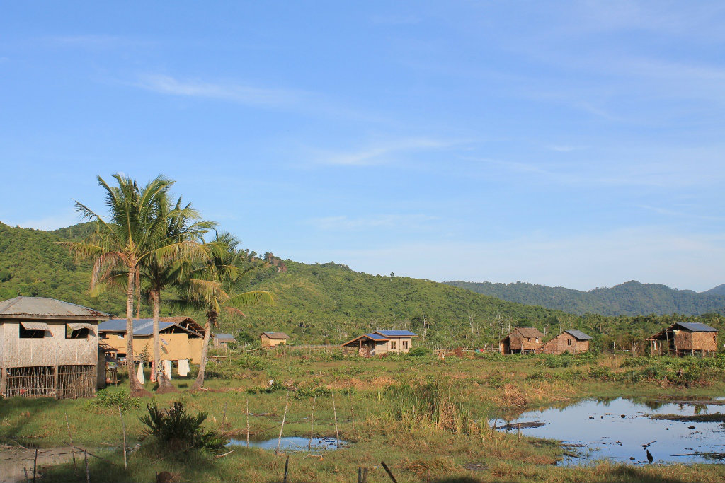 север палаван филиппины