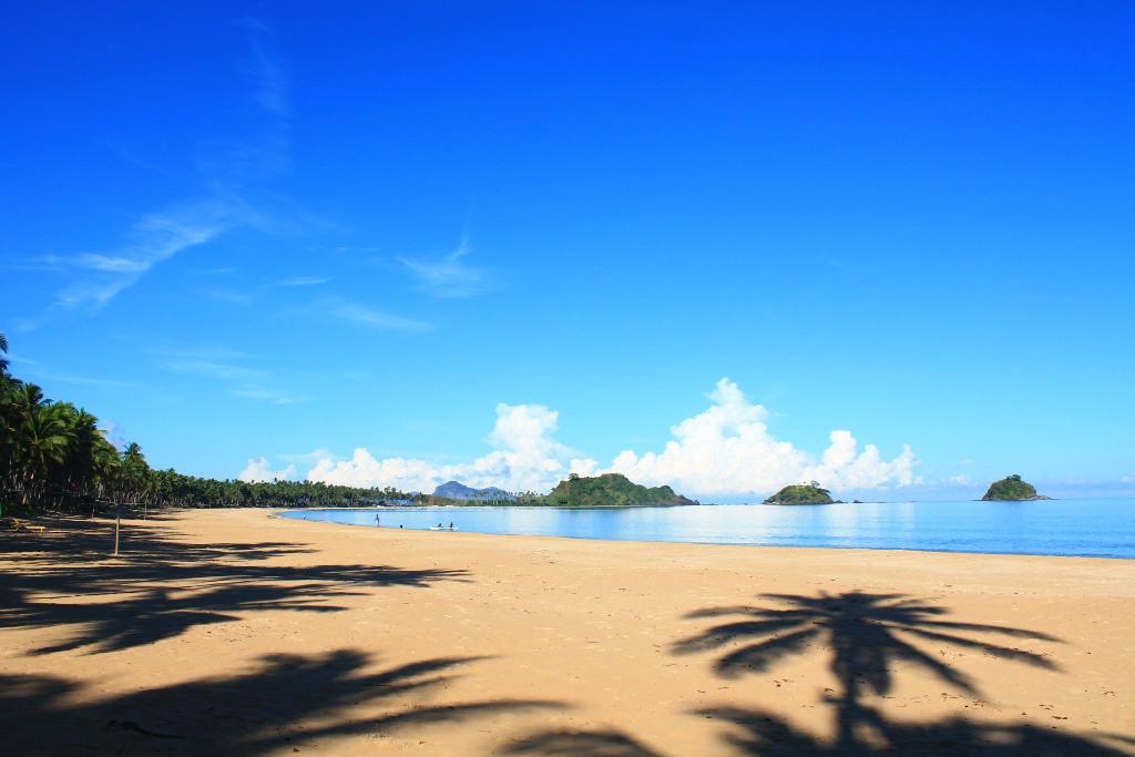 лучший пляж на филиппинах