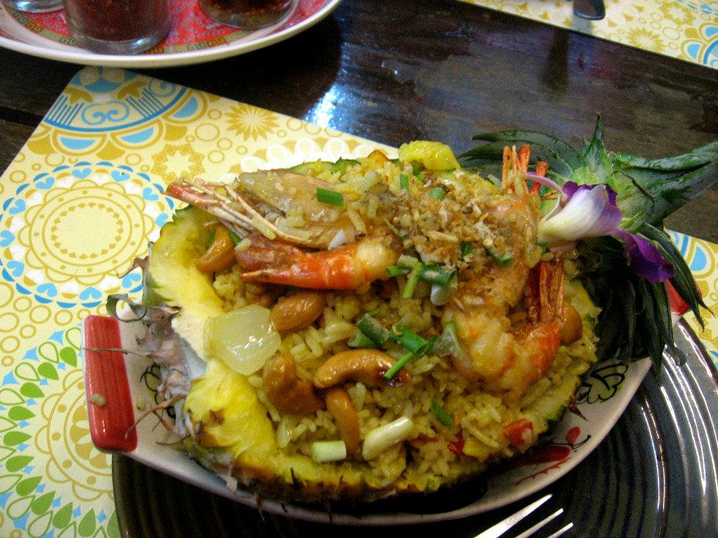 лучшие блюда таиланда