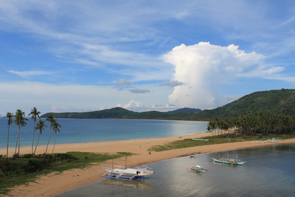 лучший пляж на палаване филиппины