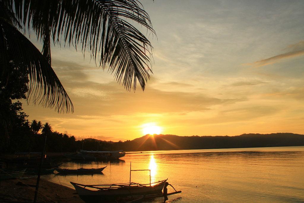 остров палаван филиппины сан фернандо