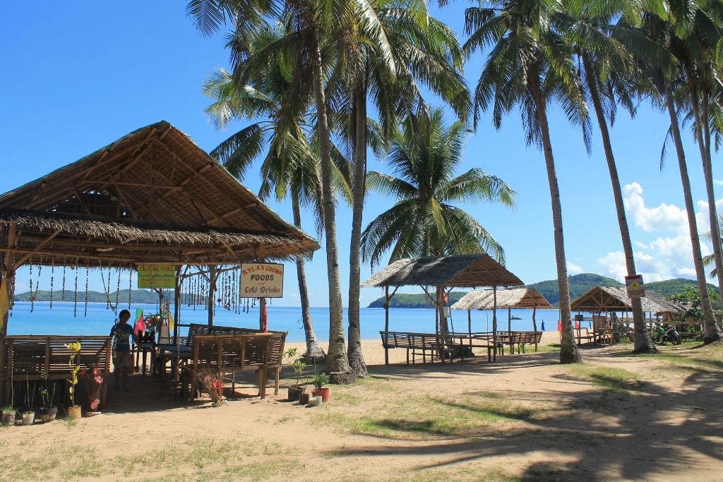 пляжи палавана филиппины