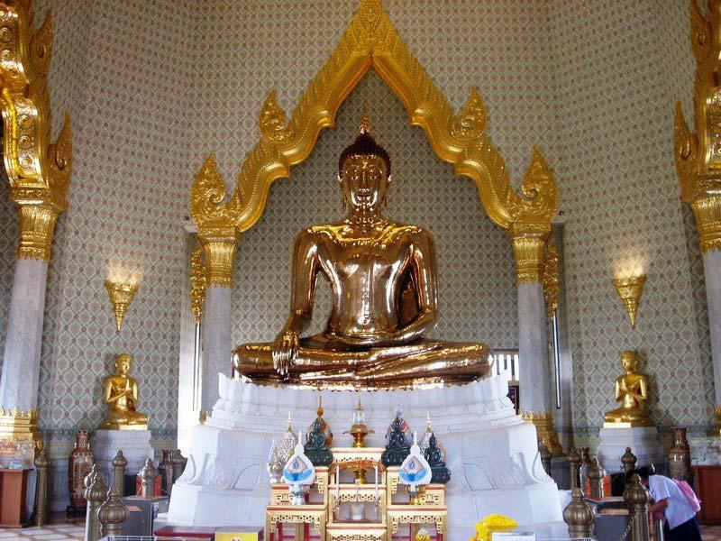 золотой-Будда-Бангкок 1