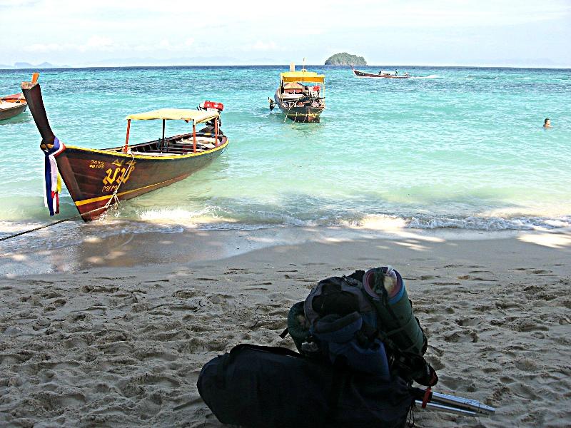 таиланд остров ко липе