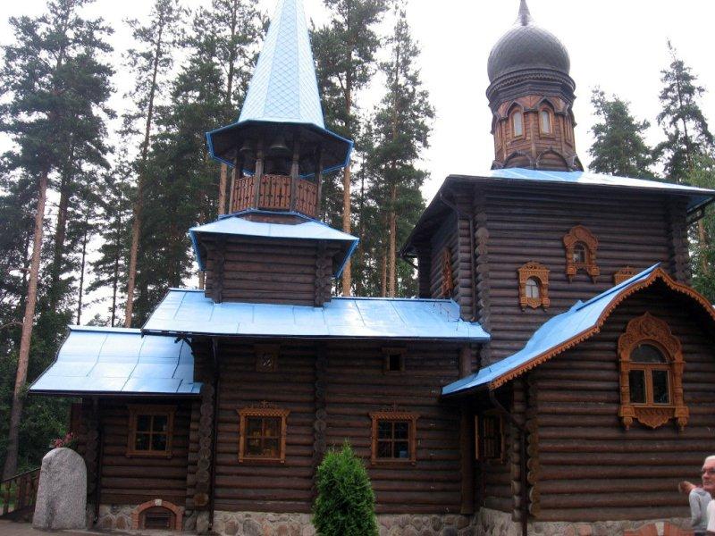 храм Коневской Иконы Божией Матери