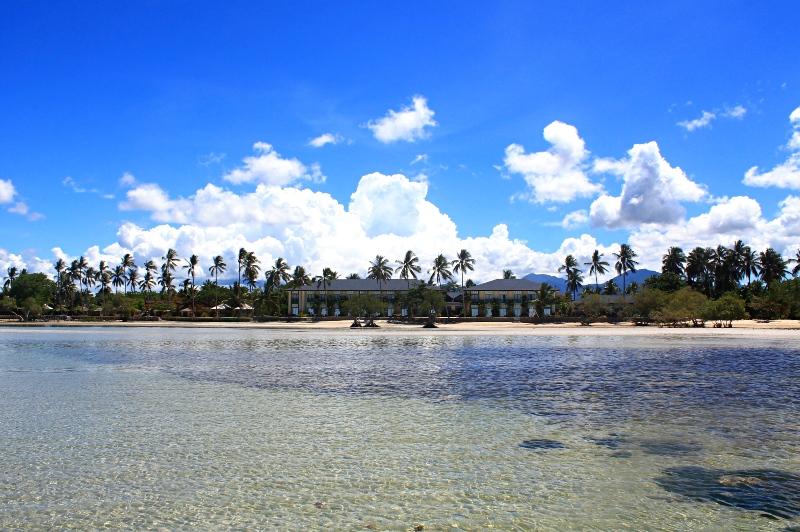 Пляжи Пуэрто Принцесс филиппины