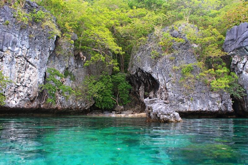 палаван эль нидо на каяке по островам