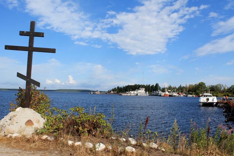 остров ковенец