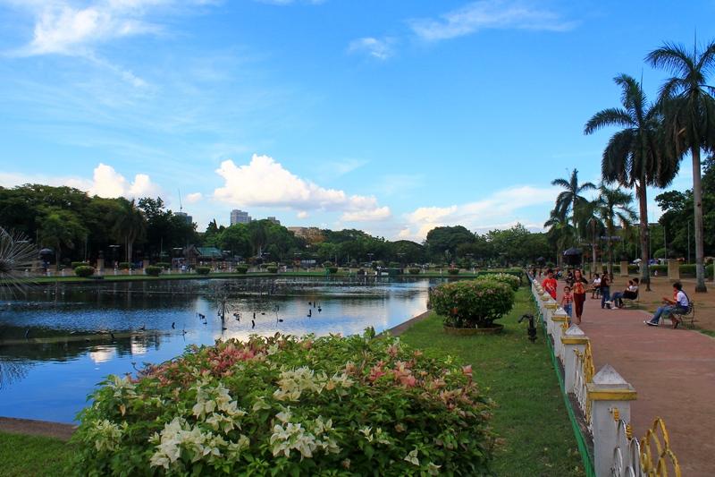 филиппины манила парк ризал