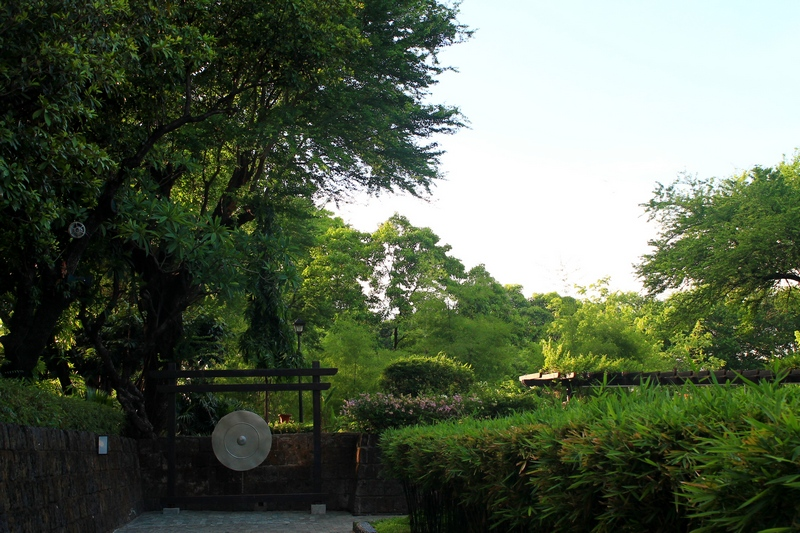 манила японский сад