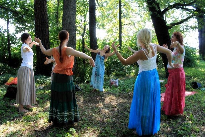 танец мандала в петербурге