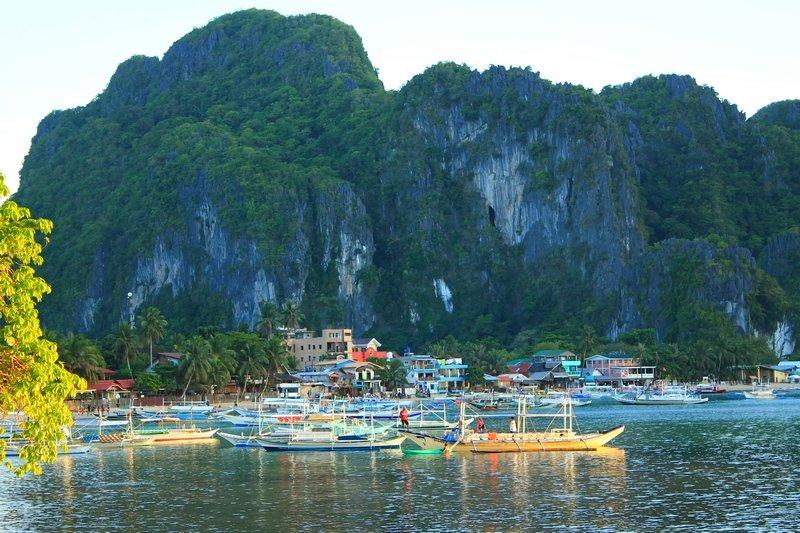 Палаван Эль Нидо Филиппины
