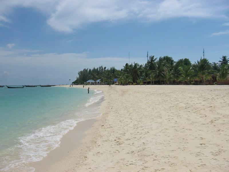 остров Ко Липе Таиланд