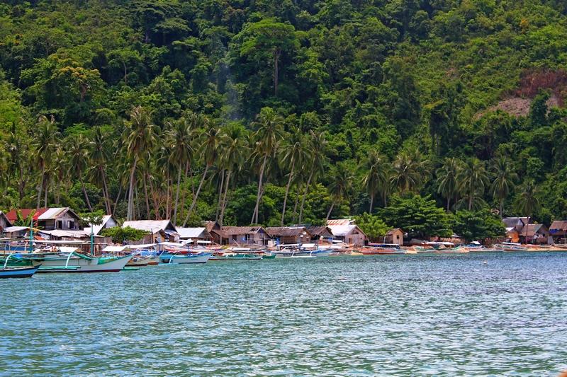 Порт Бартон острова