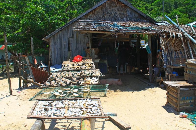 филиппины рыбацкая деревня
