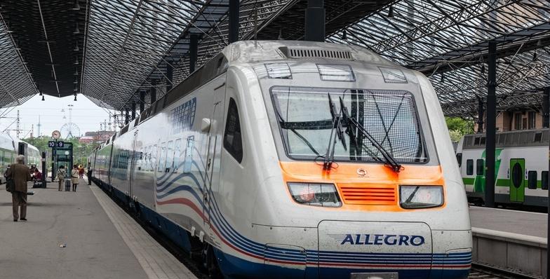 поезд санкт петербург хельсинки 2