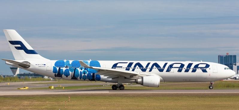самолет санкт петербург хельсинки