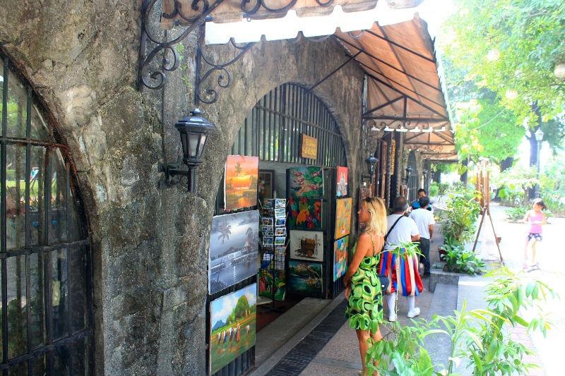 манила филиппины форт саньяго интрамурос