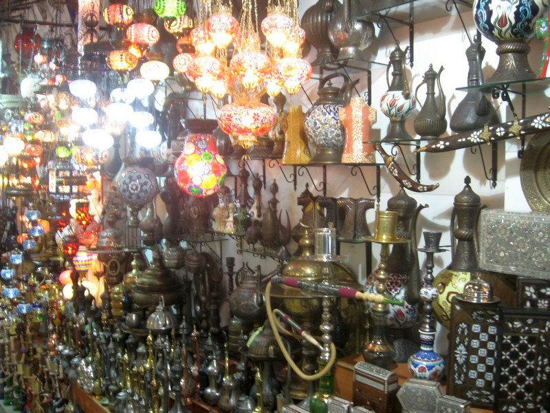 рынок Капалы Стамбул