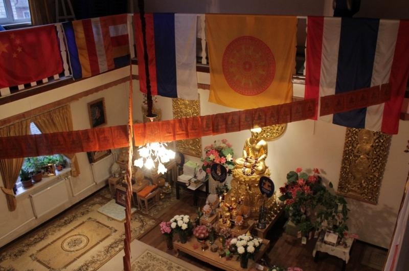 Буддавихара - буддистский храм в Горелово