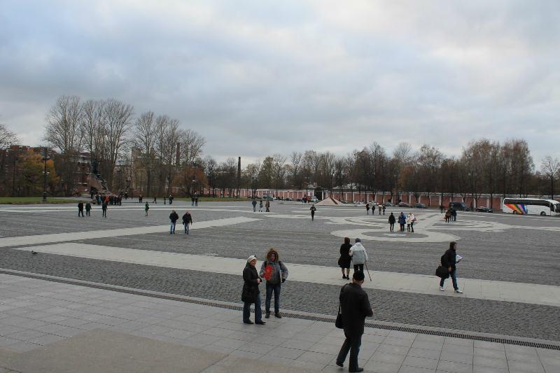 якорная площадь