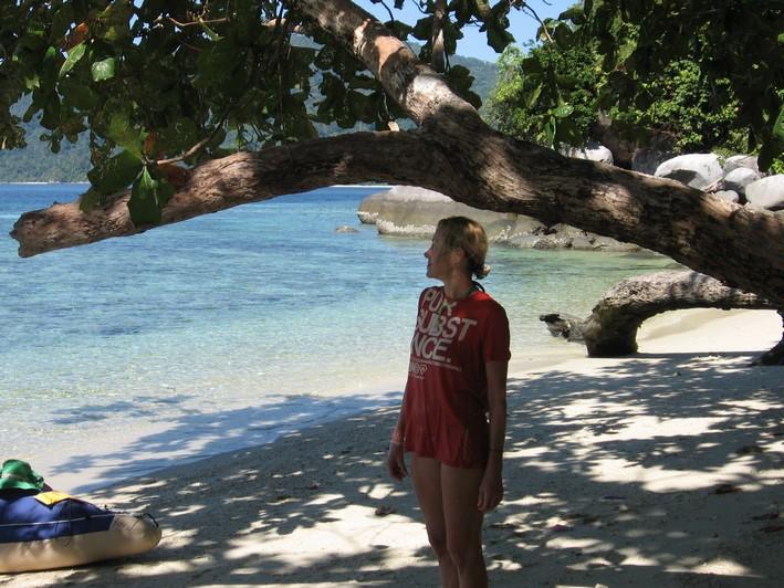 ко липе необитаемые острова таиланд