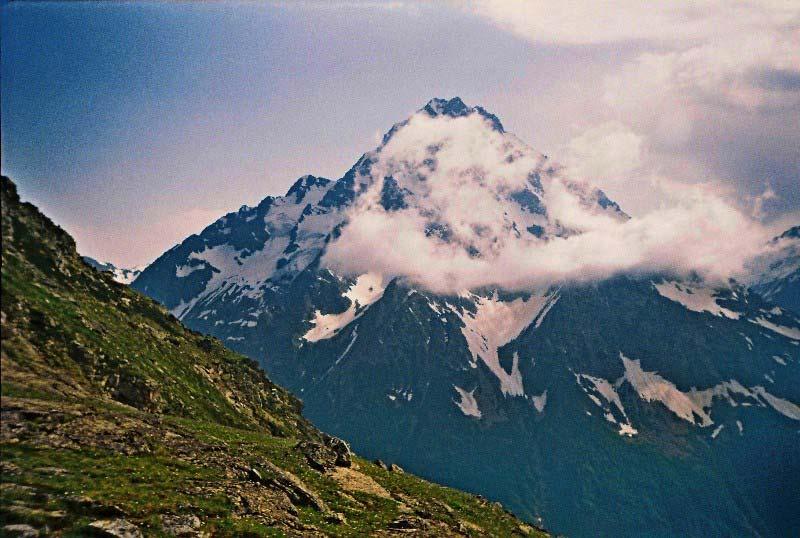 горы как пойти