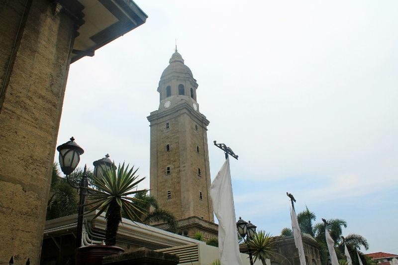 резиденция филиппинского Архиепископа