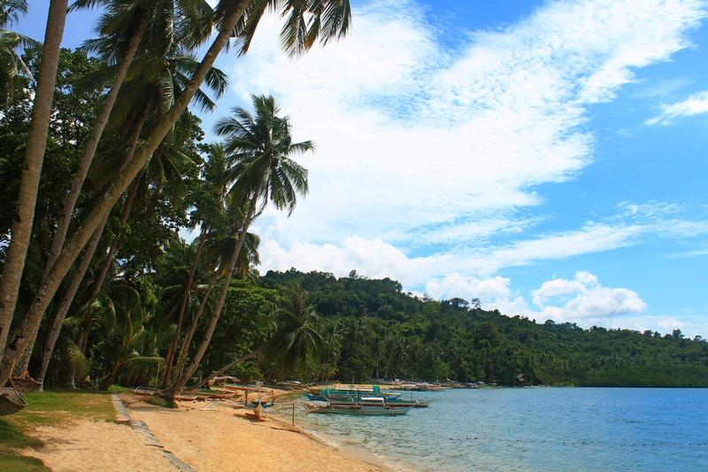 порт бартон лучшие пляжи палаван филиппины
