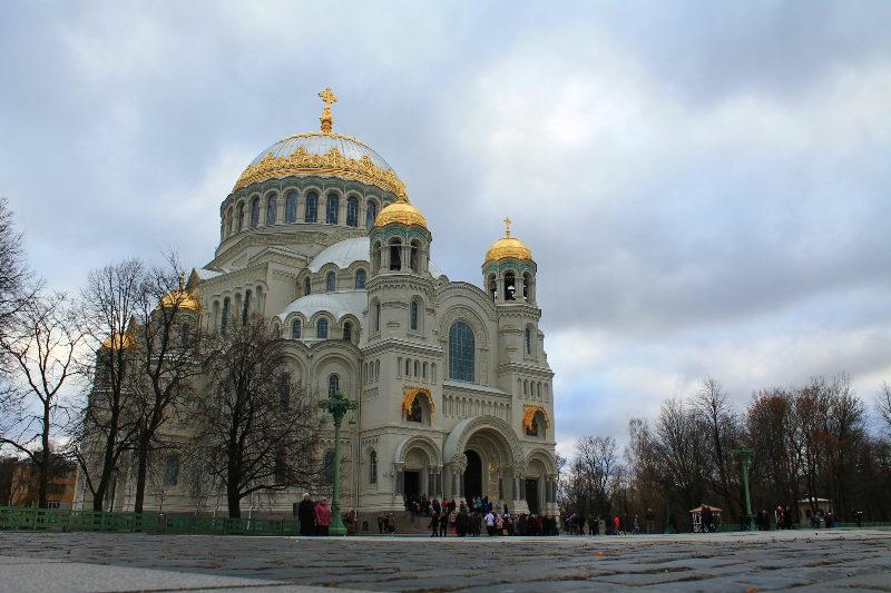 морской собор Кронштадт