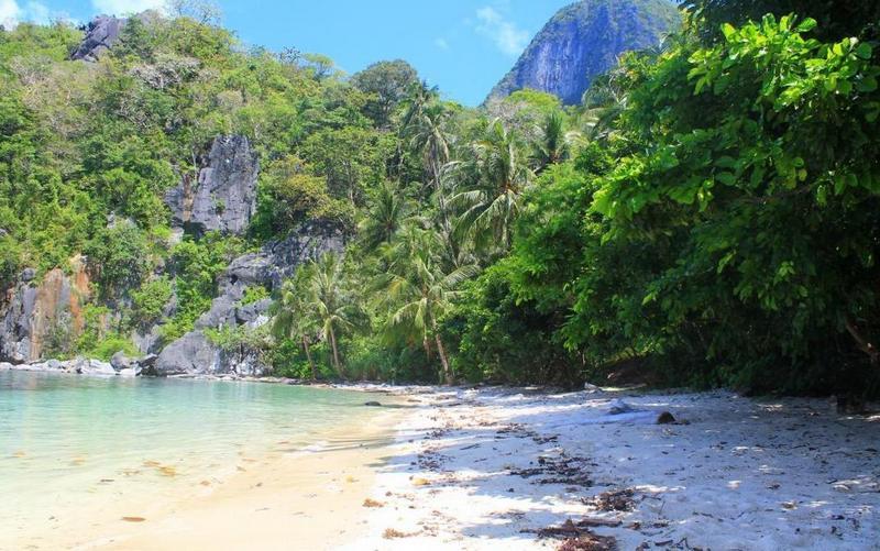 остров палаван филиппины